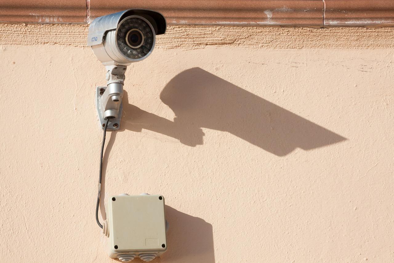 Sikkerhetskamera hjemme